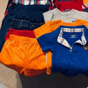 Boys Summer clothes bundle